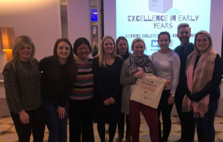 Excellence in Early Years