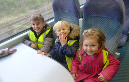 Translink Trip for First Steps