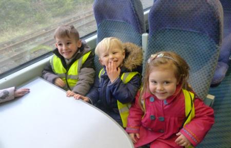Translink Trip for First Steps